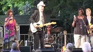 "J.B. KLINE BAND (Delaware River Bluesfest) ""Chain of Fools"" 9-4-10.wmv"