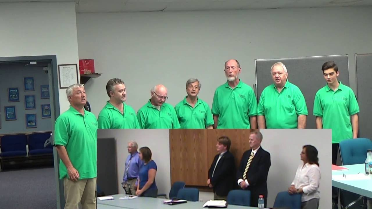 Town of Plattsburgh Meeting  7-25-16