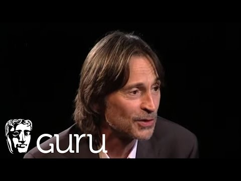 "Robert Carlyle - ""Westerns Started My Love Affair With Drama"""