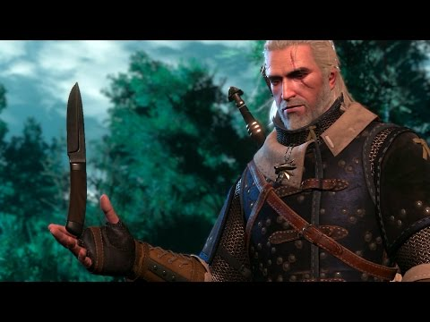 The Witcher 3: Wild Hunt - 1 Ano de Vida!! - Contrato De Bruxo