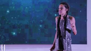 Terra dos sonhos: eu sou porque nós somos | Rosa Luz | TEDxBrasilia