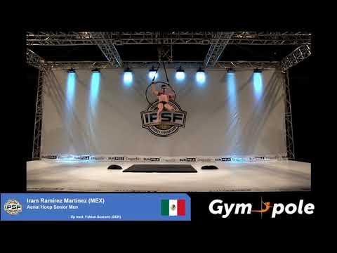 WPSC19 - Hoop - Senior Men - Iram Ramirez Martinez - Mexico