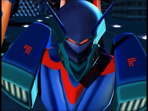 Beast Machines - Jetstorm
