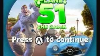 Planet 51: The Game (wii) (part1)