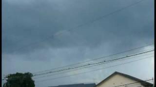 2010年7月16・17日に撮影した雷・イナズマ・稲光をまとめてみました。