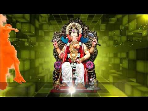 Ganapati Bappa Morya DJ Mix Song