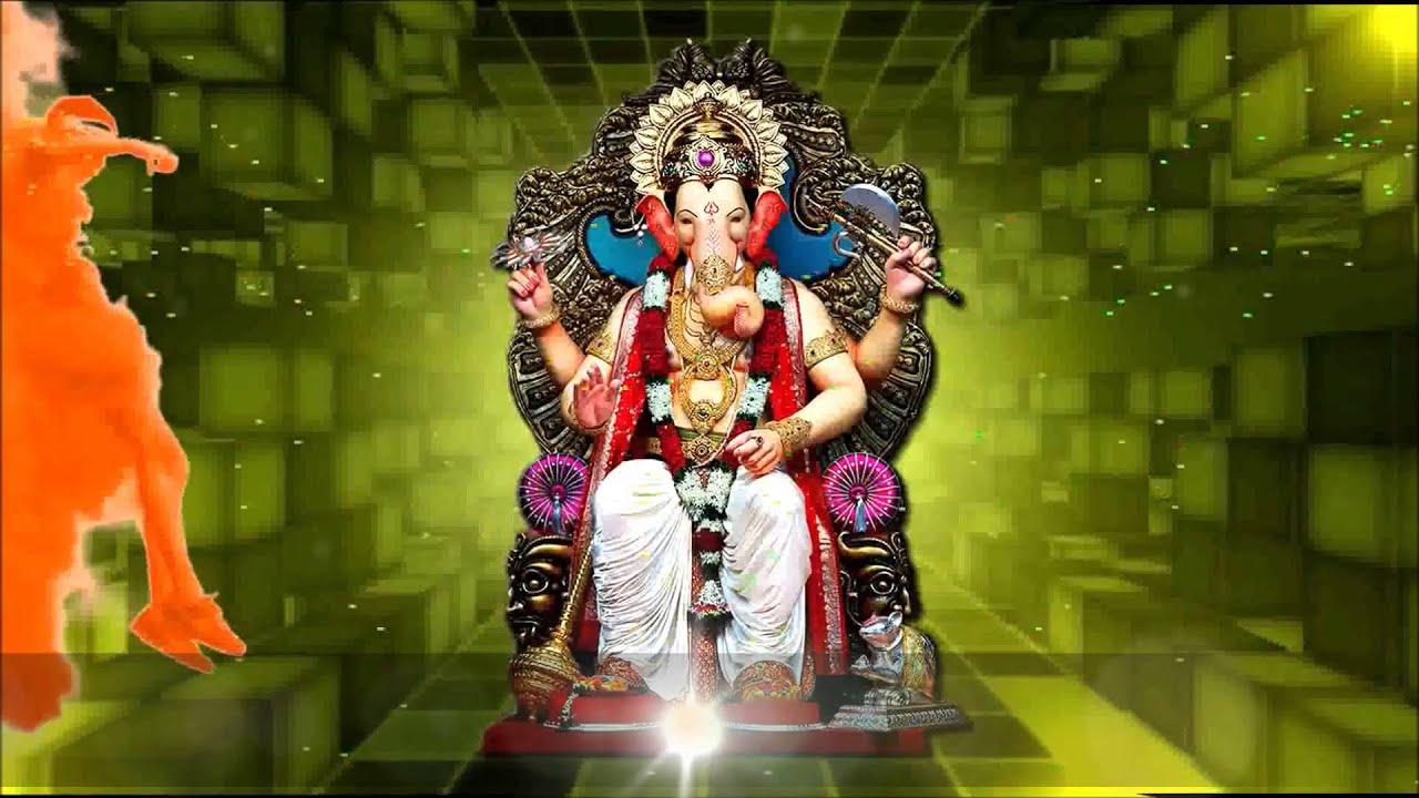 Ganapati Wallpaper Hd Ganapati Bappa Morya Dj Mix Song Youtube