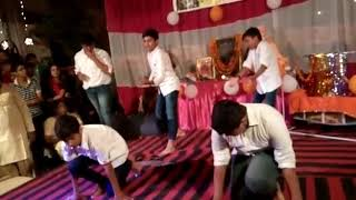 dance on ridhi sidhi song