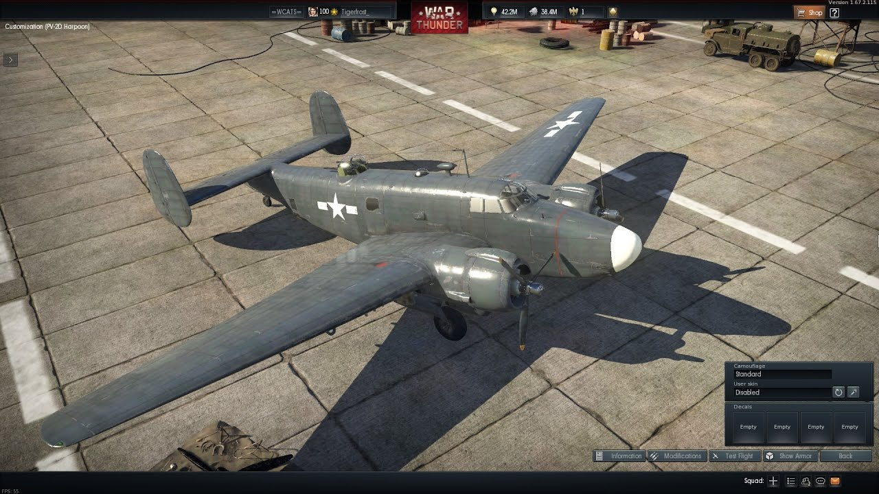 harpoon war thunder
