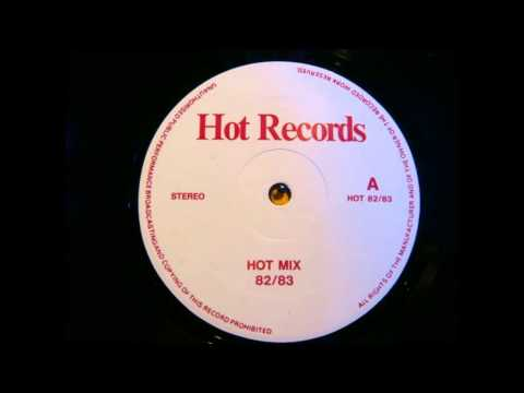 Hot Records - Hot Mix 82/83 - part 1