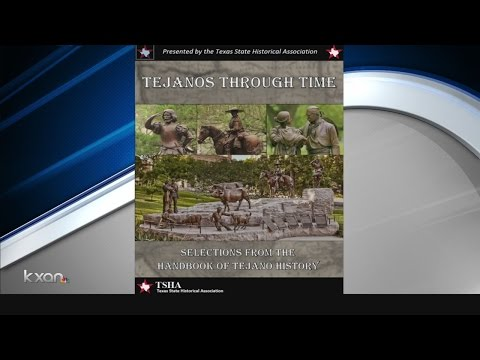 Texas State Historical Association released book on Tejano history