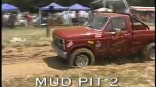 Mud Bog Pit #2 at Soggy Bottom 2007 in White Sulphur Springs, WV