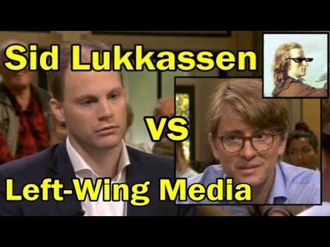 AN ANALYSIS: Sid Lukkassen versus Left-Wing Media