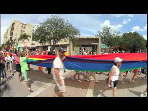 Compass' PrideFest Of Lake Worth And The Palm Beaches
