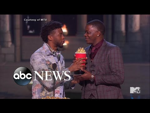 Waffle House 'hero' honored at MTV Movie and TV Awards