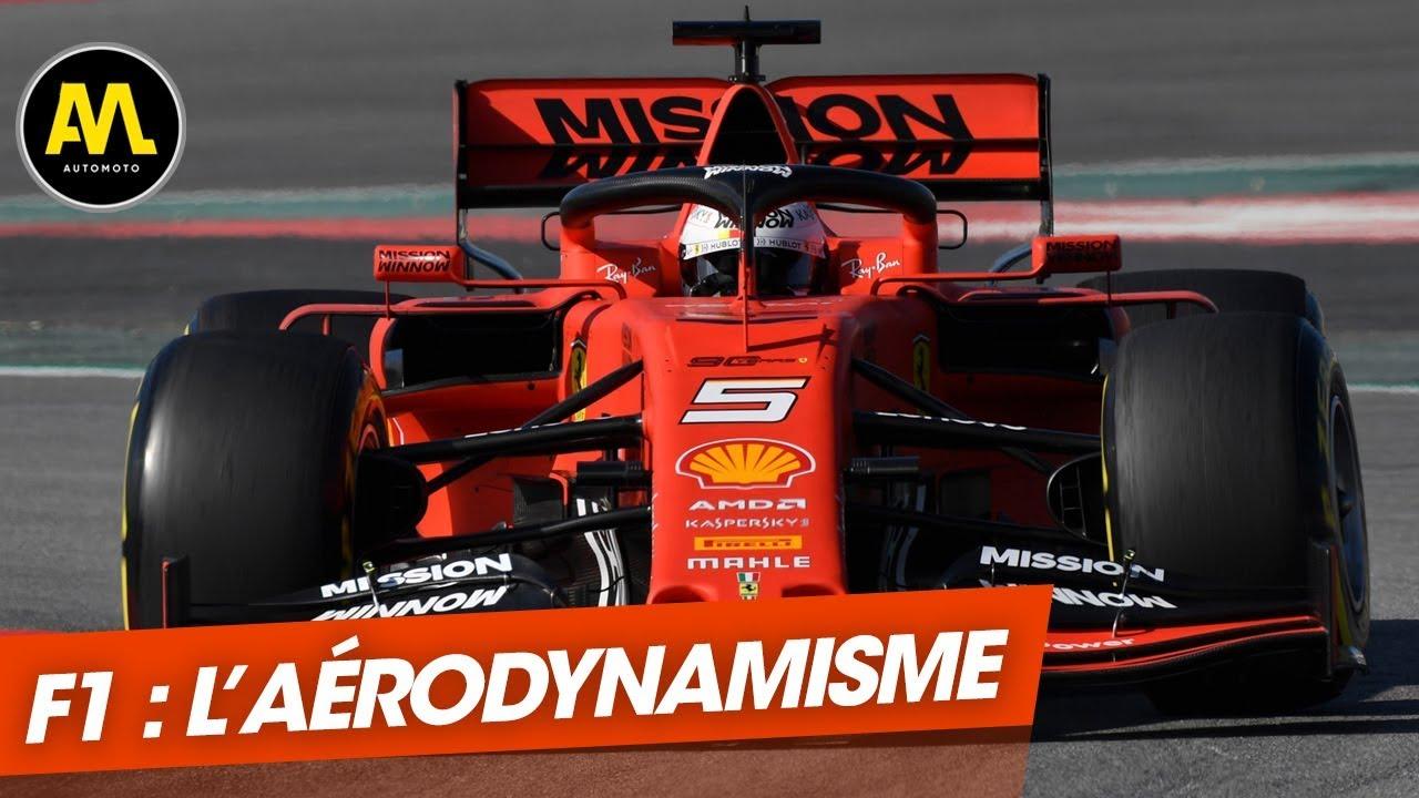 Formule 1 : Les secrets de l'aérodynamisme