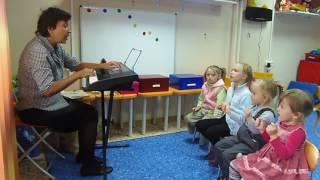 �������� ���� Фрагменты музыкального занятия для детей 3 6 лет ������