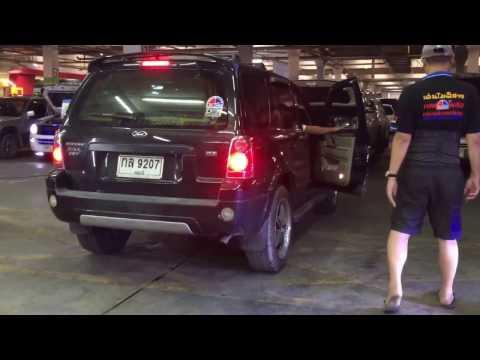 ทดสอบ Ford Escape 2.3L Byเด่นโมดิฟายระยอง089-6005500