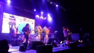 Primus & Chocolate Factory - Oompa Augustus/Semi-Wondrous Boat/Oompa Violet(Houston 04.30.15) HD