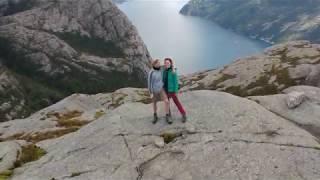 Norwegia - Norwey (Naeroyfjorden, Droga Trolli - Trollstigen)