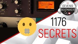 Les SECRETS du 1176 (COMPRESSION PARALLELE en BRITISH MODE)