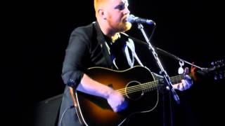 Gavin James - Coming Home (live Arena Genève 24/03/14)