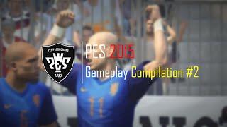 Очередной шедевр от фаната PES 2015