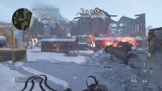 Call Of Duty WWII Stalingrad Gameplay