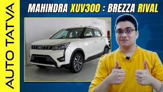 Mahindra XUV300 : Another Cheetah Inspired Car   Initial Overview   Hindi