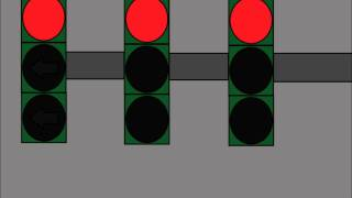 Traffic Signal Animation