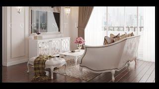 Thiết kế nội thất căn hộ chung cư Tecco Garden