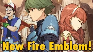 FOUR New Fire Emblem Games! | Nintendo News