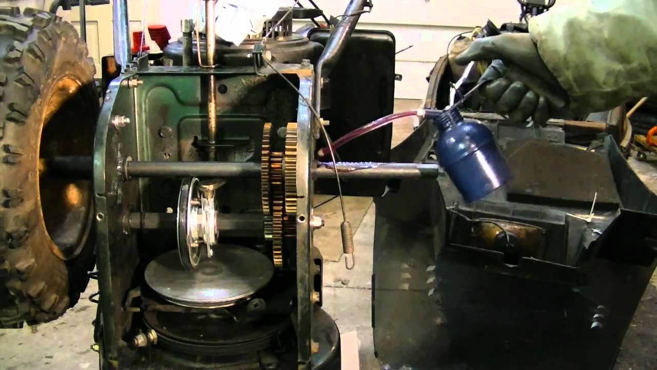 Snow Thrower Transmissions : Mtd snowblower transmission repair part doovi