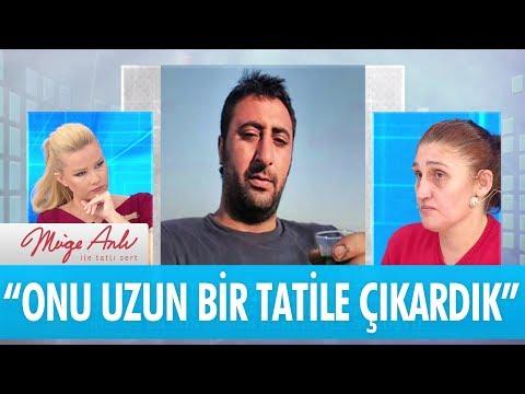 """Aynur Hanım: Osman, Yasin için:""""Uzun bir tatile gitti."""" dedi - Müge Anlı İle Tatlı Sert 9 Ocak 2018"""