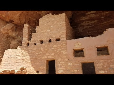 Manitou Cliff Dwellings - Southwest Native American Museum - Artifacts