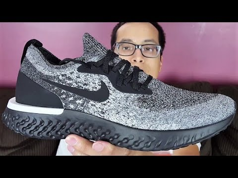 193b8e4727a Dopest Colorway Thus Far? Nike Epic React Flyknit Oreo 2018 Review ...