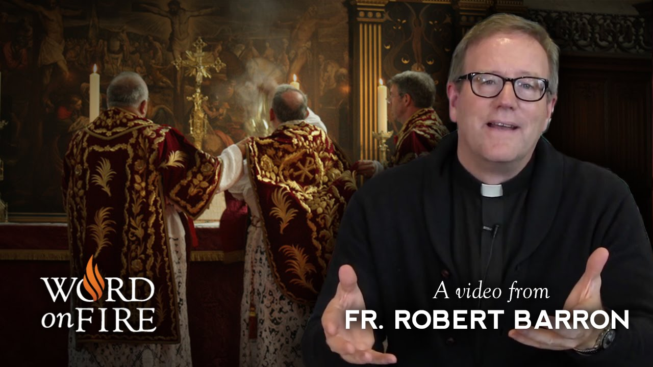 Bishop Barron on Being a Priest Today