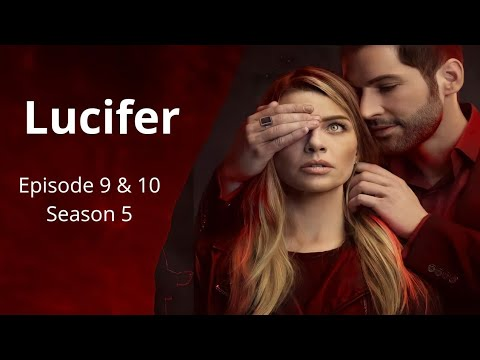 Download Lucifer Episode 9 & 10 Season 5  Explained in Hindi| Lucifer season 5 part 13+14 web series story