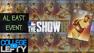 NEW EVENT!! TEST STREAM WITH NEW EQUIPMENT!! MLB THE SHOW 18!