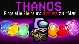 Neue THANOS ROLLE in Among Us!