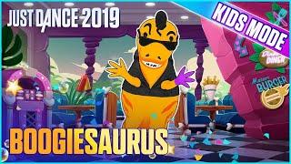 Just Dance® 2019 Kids: Boogiesaurus - A. Caveman & The Backseats