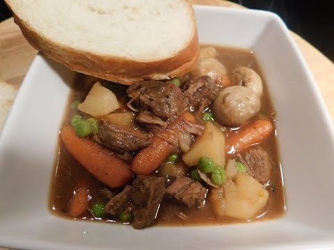 Easy Beef Stew...How to make Homemade Southern Beef Stew