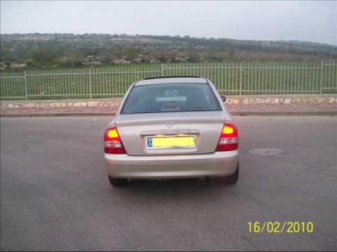 ניס mazda 323 مازدا معاويه ابو علو - YouTube UY-09