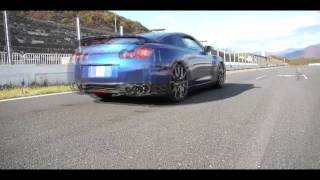 2013 Nissan GT-R 0-100 km/h (0-62 mph) in 2.84 seconds. Official te...