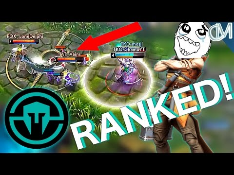 VAINGLORY | RANKING AGAINST PROS! WTF IS THEIR COMP?! (SUPPORT ARDAN GAMEPLAY) UPDATE 2.2