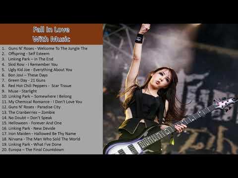 Best Rock Songs   Part 2    Lagu Rock Barat Paling Enak Didengar Saat Pagi Mau Kerja