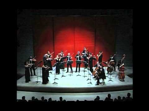 LUTOSLAWSKI Funeral music 2/2. CAMERATA BERN
