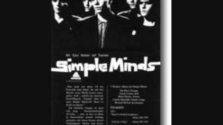 Simple Minds - Book of Brilliant Things & East at Easter