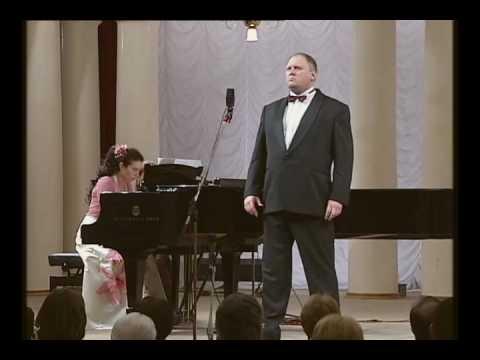 Schubert Der Erlkoenig (Лесной царь) Taras Shtonda And Anastasiya Titovych