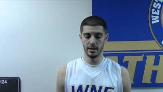 Nick DeFeo interview Roger Williams 2-1-14